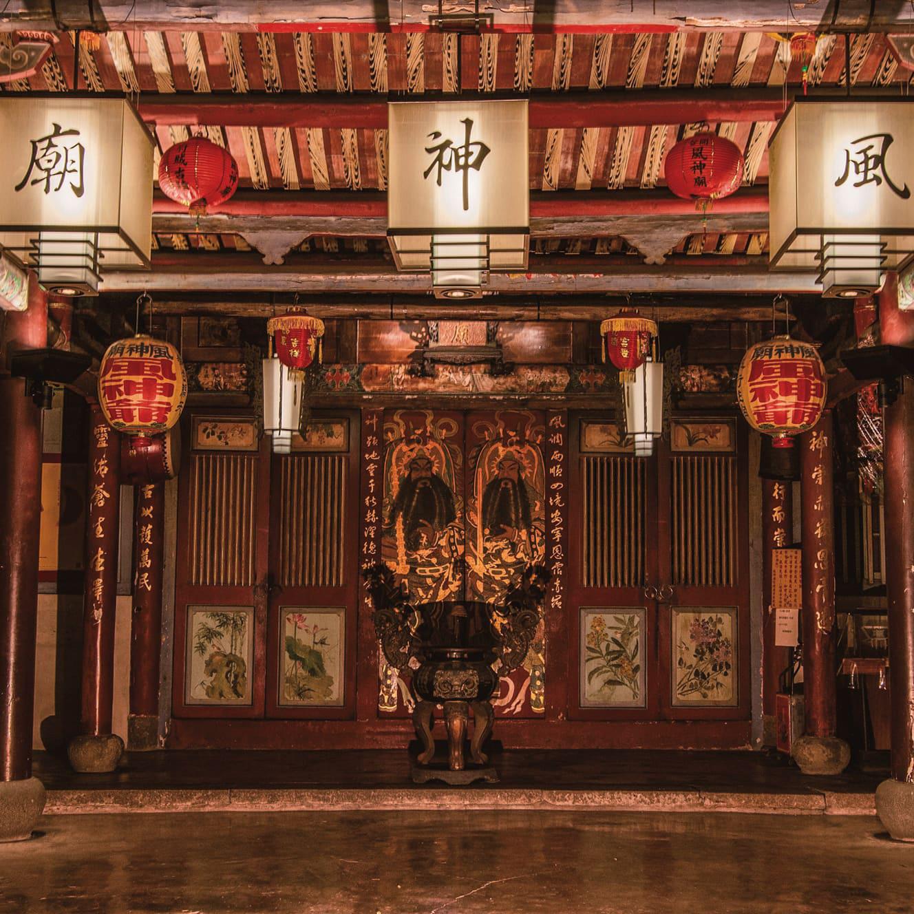2013 台南風神廟